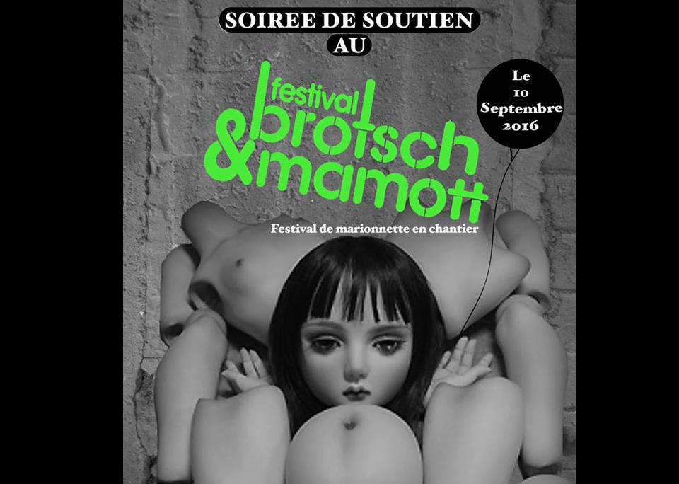 10 septembre 2016 / Festival brotsch & mamott