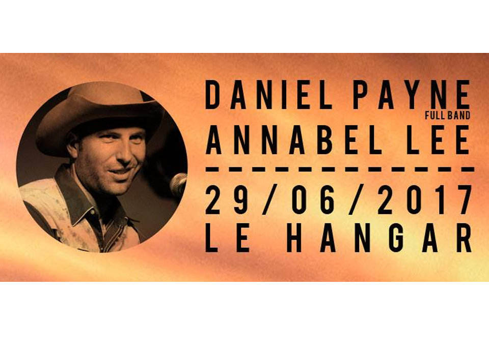 Daniel Payne (full band) & Annabel Lee