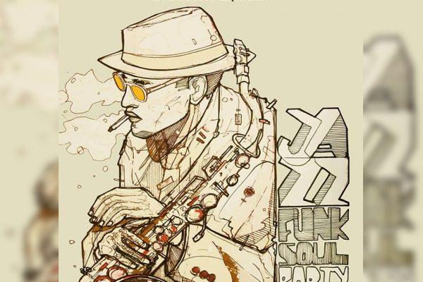 Jazz Funk Soul Party – 24/02