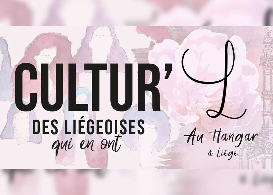 Cultur'L – Des Liégeoises qui en ont – 31/05