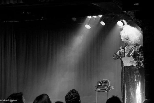 La scène ouverte Cabaret de Peggy Lee Cooper au Hangar (N°3) – 03/06