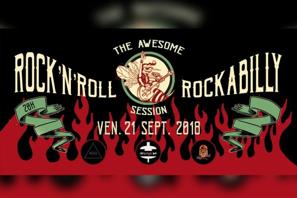 21/09 – Awesome Rock'n'Roll & Rockabilly Session #8