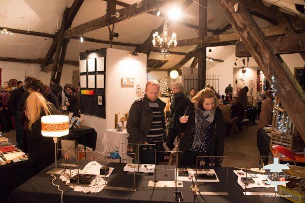 14, 15 et 16 Décembre / Objets d'Artistes – L'autre marché de Noël