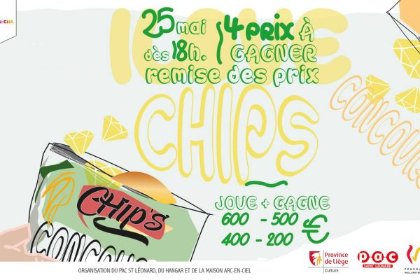 Concours «I Love Chips» – 25/05