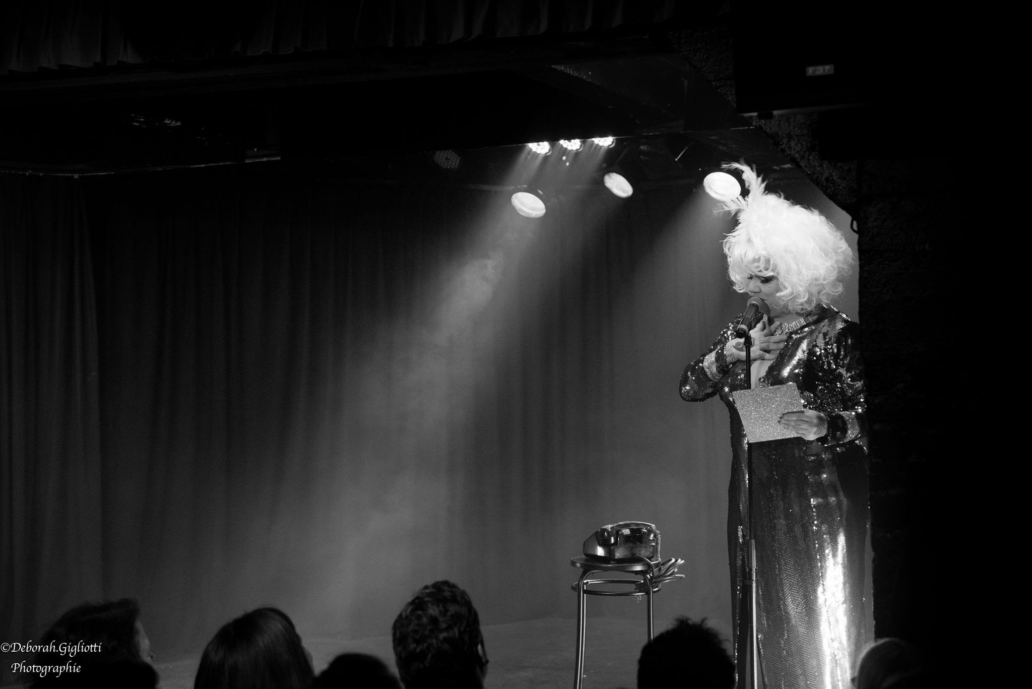 La Scène Ouverte Cabaret de Peggy Lee Cooper au Hangar – #7 – 31/03