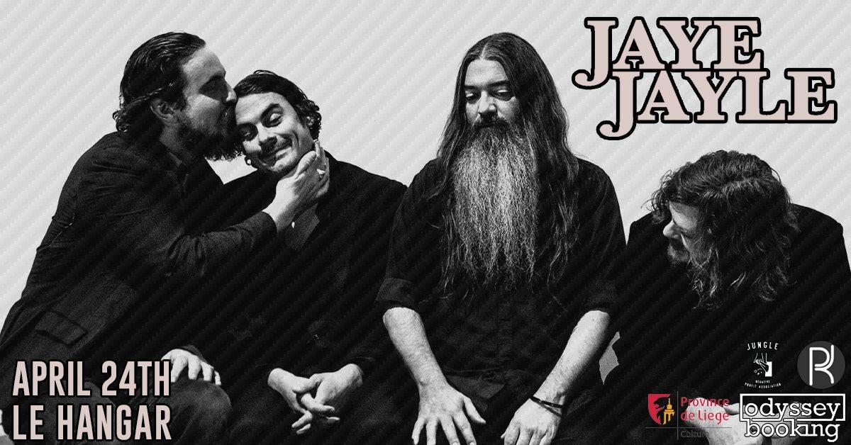 Concert: JAYE JAYLE (US) – 24/03