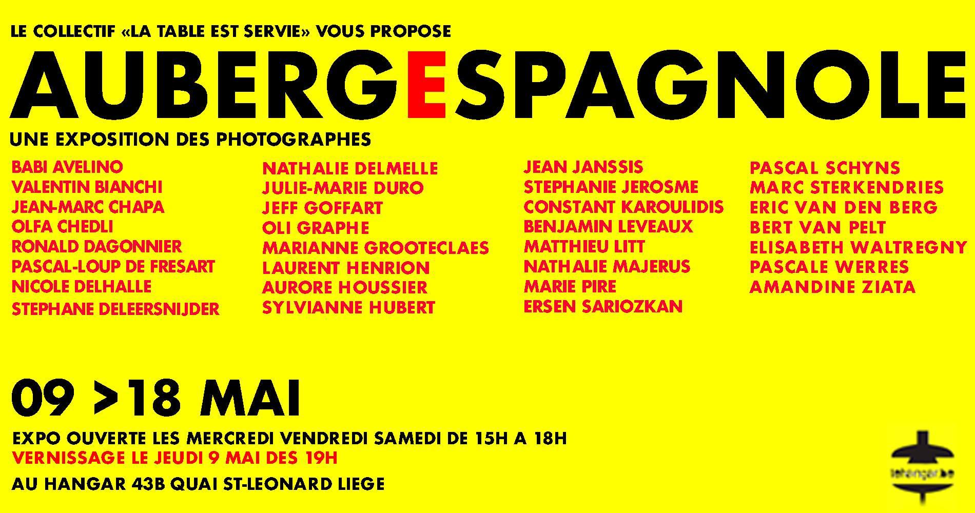 Auberge Espagnole – 09/05