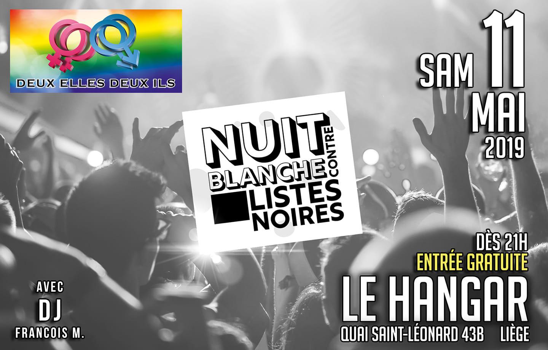 After Nuit blanche contre Listes Noires – 11/05