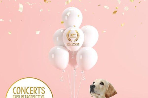 Entrevues – Le 30ème anniversaire de l'école de chiens guides / 27/09 – 19h00