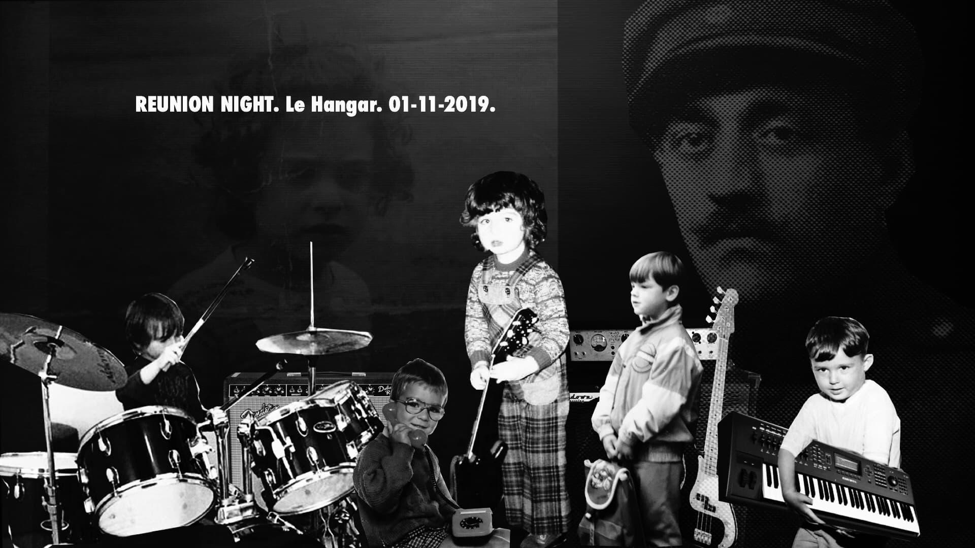 CONcerts | Garage Door Trauma : Reunion NIGHT / 1 novembre 19h00