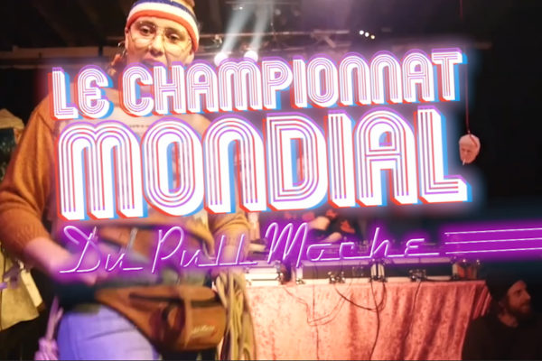 Championnat mondial du pull moche #3 / 10 janvier 2020