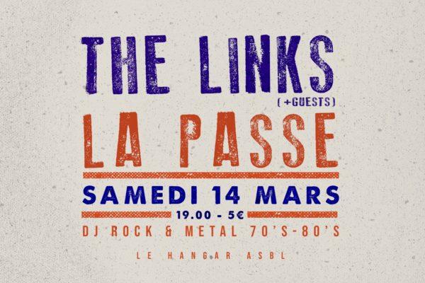 14/03 – The Links + La Passe