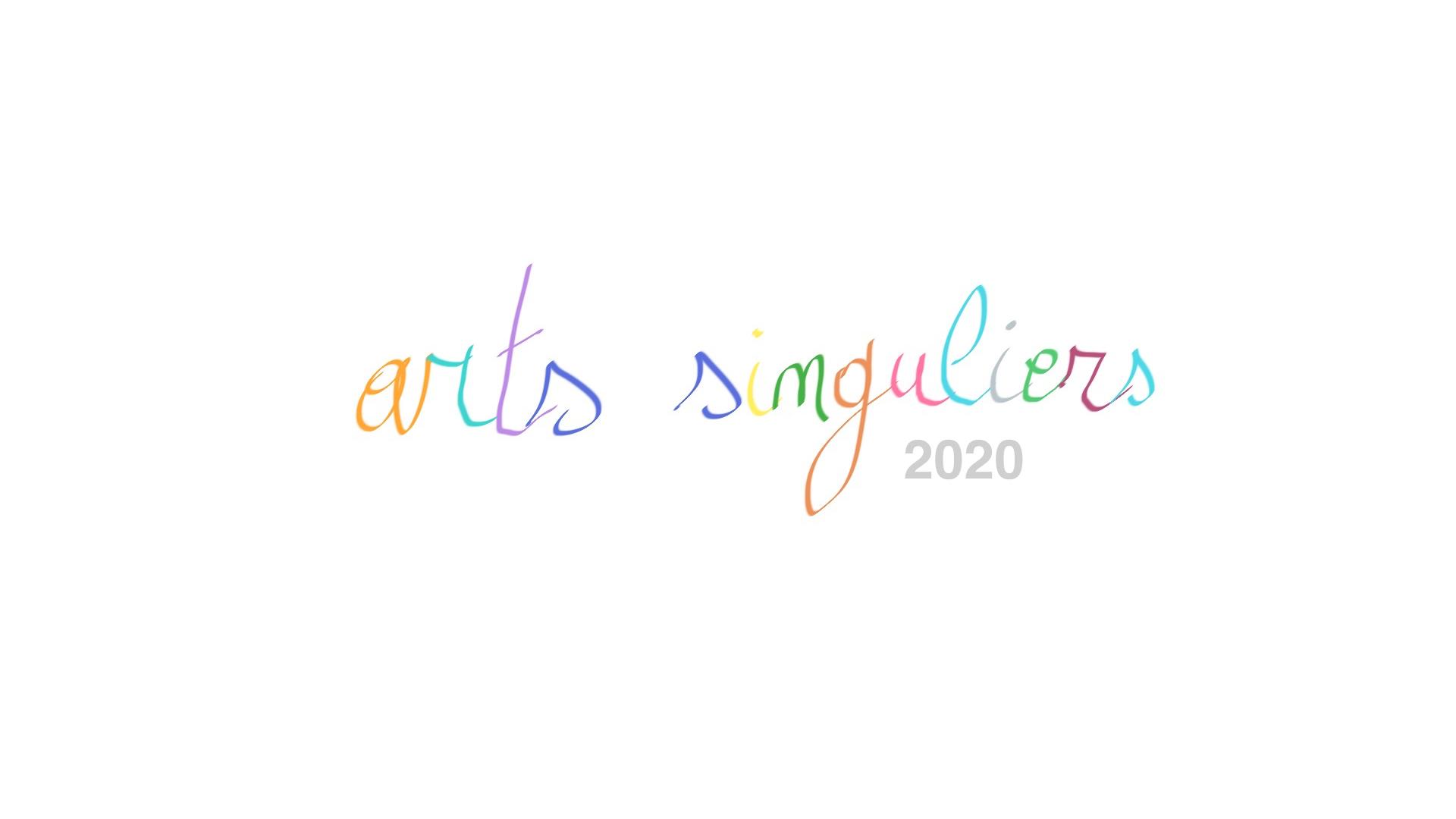 16/04 au 02/05 – Expo – Arts singuliers 2020