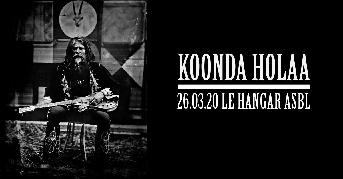 26/03 – Concert Koonda Holaa