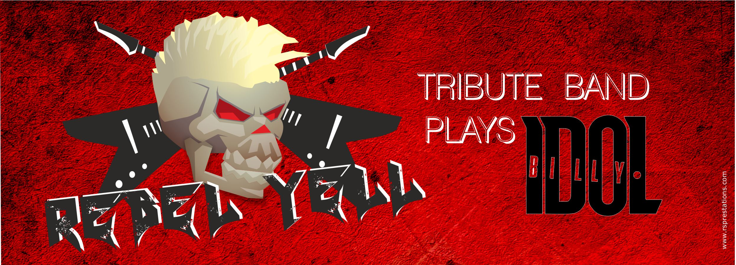 17/04 – Concerts REBELL YELL – TRIBUTE TO BILLY IDOL